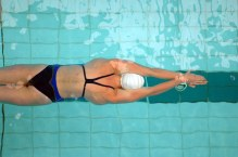 Female Swimmer